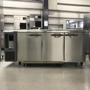 コールドテーブル(冷凍冷蔵庫) ホシザキ RFT-180SNF-E 新品未使用品|e-gekiyasu