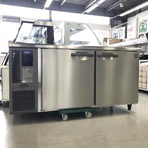 コールドテーブル(オール冷蔵庫) ホシザキ RT-150SNF-E 新品未使用品|e-gekiyasu