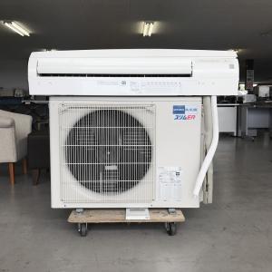 エアコン(壁掛け型)2.5馬力 三菱電機 PKZ-ERP63SKE (内機 PK-RP63KA8 外機 PUZ-ERP63SKA6 リモコン PAR-34MA) 中古|e-gekiyasu