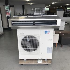 厨房用エアコン(天吊り型)3馬力 三菱電機 PCZ-ERP80HE (内機 PC-RP80HA8 外機 PUZ-ERP80HA12 リモコン PAR-34MA) 中古|e-gekiyasu
