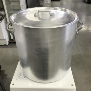 寸胴鍋 39cm(フタ付き) 中古|e-gekiyasu
