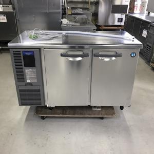 冷凍コールドテーブル(テーブル形冷凍庫) ホシザキ FT-120MNF 中古|e-gekiyasu