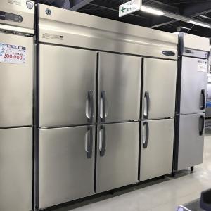 タテ型冷蔵庫 ホシザキ HR-180Z3 中古|e-gekiyasu