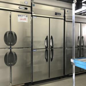 タテ型冷凍冷蔵庫 大和冷機 311YJ2-EC 中古|e-gekiyasu