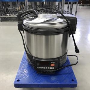 タイマー付電子ジャー付ガス炊飯器 リンナイ RR-20VG 中古|e-gekiyasu