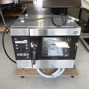 コンベクションオーブン(電気仕様) ホシザキ MIC-5TB3 中古|e-gekiyasu