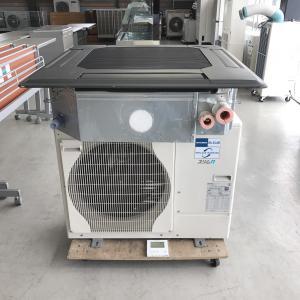 エアコン(天カセ型)3馬力 三菱 外機 PUZ-RP80SHA10 内機 PL-RP80BA6 中古|e-gekiyasu