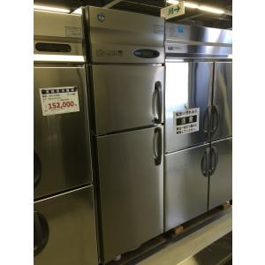 タテ型冷凍冷蔵庫 ホシザキ HRF-63ZT 中古 e-gekiyasu