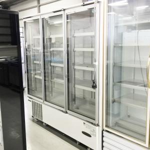 リーチイン冷蔵ショーケース ホシザキ USR-180XT3-1 中古|e-gekiyasu