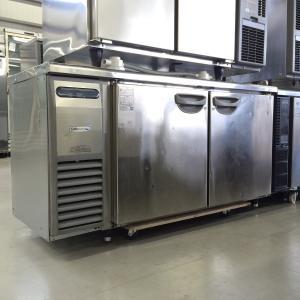 台下冷蔵庫(恒温高湿)低コールドテーブル超鮮度高湿庫 福島 TQC-50WM2 中古|e-gekiyasu