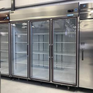 リーチイン冷蔵ショーケース ダイワ(大和冷機工業) 603KEP-EC 中古【ガラス製品のため自社配送(三重県内)のみ注文承ります】|e-gekiyasu