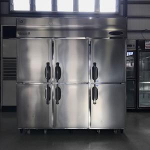 タテ型冷凍冷蔵庫 ホシザキ HRF-180ZF 中古|e-gekiyasu