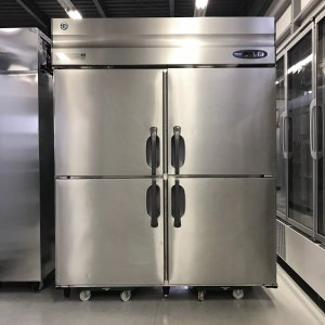 タテ型業務用冷凍庫 ホシザキ HF-150ZT3-ML 中古|e-gekiyasu
