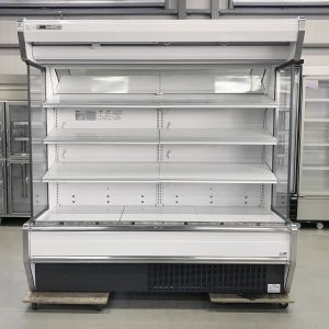 多段オープン冷蔵ショーケース 三菱 EA-MS655BLN-FG 中古|e-gekiyasu