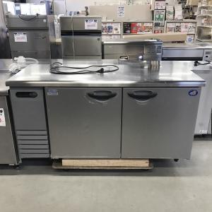 コールドテーブル(冷凍冷蔵) サンヨー SUR-G1561CA 中古|e-gekiyasu