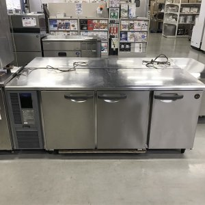 コールドテーブル(オール冷凍) ホシザキ FT-180SNF 中古|e-gekiyasu