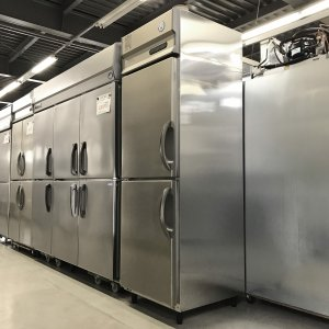タテ型冷蔵庫(オール冷蔵) 福島工業 ARN-060RM 中古|e-gekiyasu