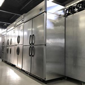タテ型冷凍冷蔵庫 ダイワ(大和冷機) 40403YS1-EC 中古|e-gekiyasu