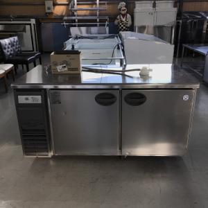 コールドテーブル(オール冷蔵)福島工業 YRW-150RM2 中古|e-gekiyasu