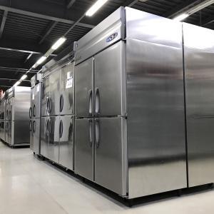 タテ型冷凍冷蔵庫 ホシザキ HRF-120Z3 中古 e-gekiyasu