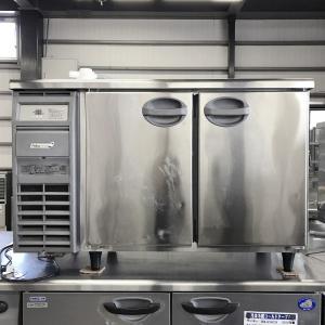 コールドテーブル 福島工業 YRC-120RM-F 中古 ※天板腐食あり、センターフリー仕様 e-gekiyasu