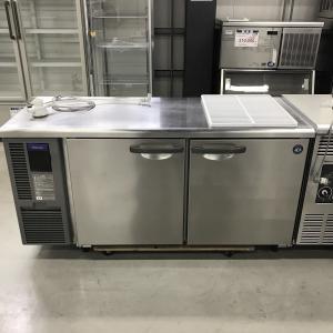 コールドテーブル(オール冷蔵) ホシザキ RT-150SNF-ML 中古|e-gekiyasu