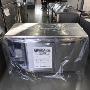 コールドテーブル(オール冷蔵) ホシザキ RT-120SNF-E 新品未使用品 e-gekiyasu