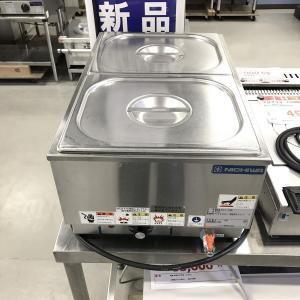 電気卓上ウォーマー(湯煎式) ニチワ TEW-C 中古|e-gekiyasu