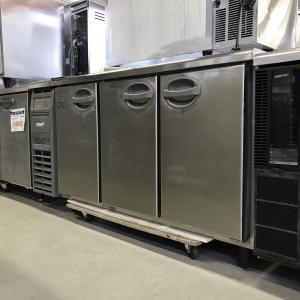 コールドテーブル(冷凍冷蔵)福島工業 YRC-151PE1-E 中古|e-gekiyasu