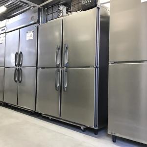 タテ型冷凍冷蔵庫 ホシザキ HRF-120ZT3-TH 中古|e-gekiyasu