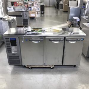 コールドテーブル(冷凍冷蔵)ホシザキ RFT-150MTF-ML 中古|e-gekiyasu