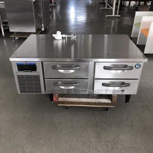 ドロワー冷蔵庫 ホシザキ RTL-120DDF 中古|e-gekiyasu