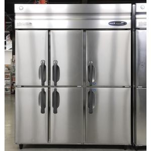 タテ型冷凍冷蔵庫 ホシザキ HRF-150ZF3-6D|e-gekiyasu