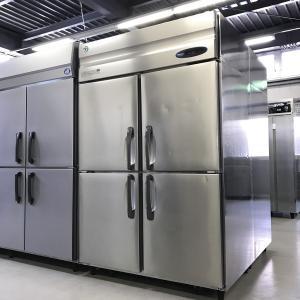 タテ型冷蔵庫 ホシザキ HR-120Z 中古|e-gekiyasu