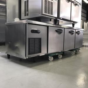 低コールドテーブル(オール冷蔵)パナソニック SUR-GL1861SA 中古|e-gekiyasu