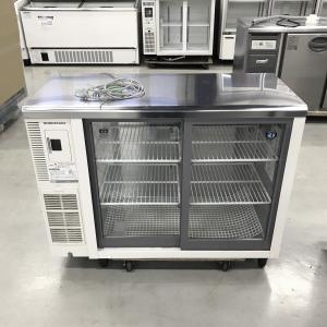 テーブル形冷蔵ショーケース ホシザキ RTS-100STB2 中古|e-gekiyasu