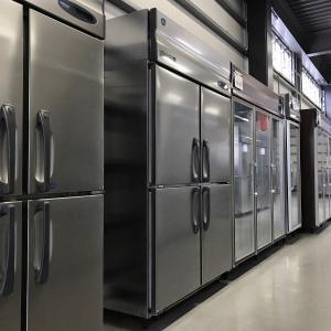 タテ型冷凍冷蔵庫 ホシザキ HRF-120ZFT3中古|e-gekiyasu