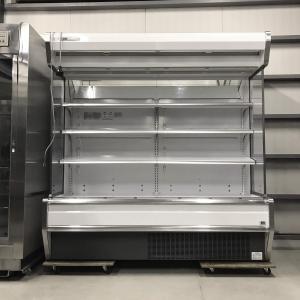 多段オープン冷蔵ショーケース 三菱 EA-MS655BLN-FGCA 中古 e-gekiyasu