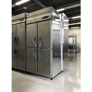 タテ型冷凍冷蔵庫 ホシザキ HRF-90ZFT3 中古|e-gekiyasu