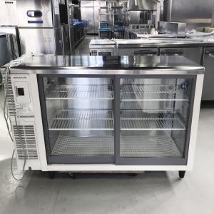 小形冷蔵ショーケース(オール冷蔵)ホシザキ RTS-120STB2 中古|e-gekiyasu