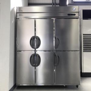 タテ型冷凍冷蔵庫 福島工業 URD-1562PMD6 中古|e-gekiyasu