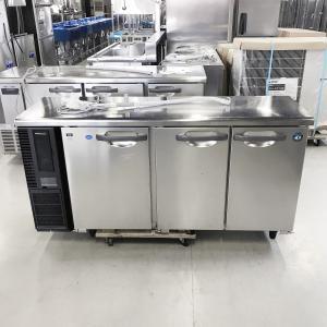 コールドテーブル(冷凍冷蔵)ホシザキ RFT-150PTE 中古|e-gekiyasu