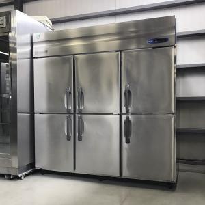 タテ型冷凍庫 ホシザキ HF-180Z3|e-gekiyasu
