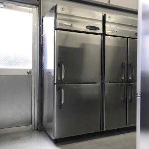 タテ型冷凍冷蔵 ホシザキ HRF-75ZT 中古|e-gekiyasu