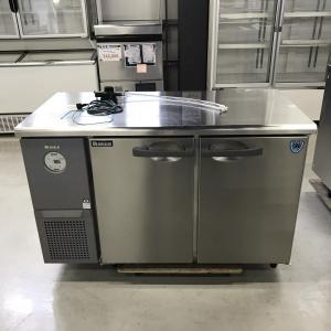 コールドテーブル(オール冷蔵)ダイワ(大和冷機工業)4161CD-EC 中古|e-gekiyasu