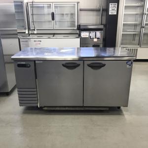 コールドテーブル(オール冷凍)パナソニック SUF-G1561SB 中古 e-gekiyasu