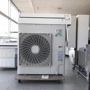 エアコン(壁掛け形)3馬力 ダイキン 内機 FAP80DB 外機 RZRP80BT リモコン BRC1E4 中古|e-gekiyasu