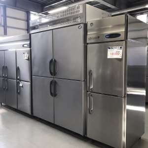 業務用冷凍庫(大容量・水冷式)パナソニック BYF-J1583VS 未使用品【来店引取限定商品】※配送業者トラック荷台より高いため配送できません。 e-gekiyasu
