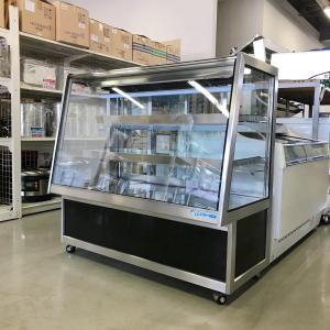 冷蔵ショーケース(ケーキケース)大穂製作所 OHGP-ART-1200(2320054)中古 e-gekiyasu