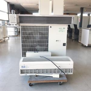 プレハブ冷蔵庫用 冷却ユニット 2馬力 三菱 AFL-RP2THQ 中古 e-gekiyasu